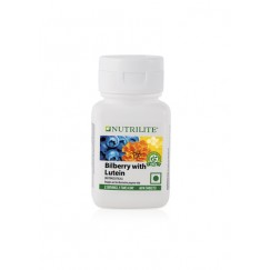 Amway bilberry with Lutein