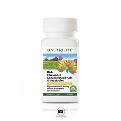 Amway Kids Chewable Concentrated Fruits & Vegetables