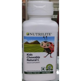 Amway Kids Chewable Natural C