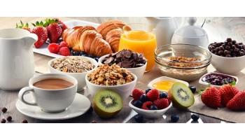 Eating Healthy Breakfast