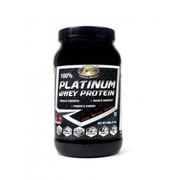 100% Platinum Whey Protein (5 lbs)