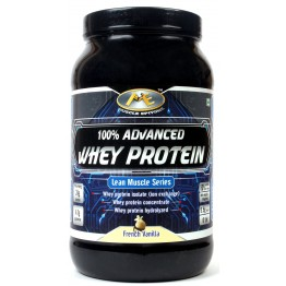 Muscle Epitome 100% Advanced Whey Protein (2 lbs)