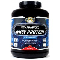 Muscle Epitome 100% Advanced Whey Protein (5 lbs)