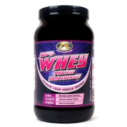 100% Whey Protein Concentrate (2 lbs)